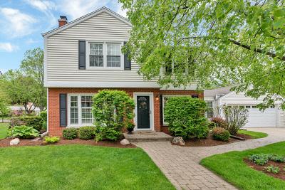 Arlington Heights Single Family Home New: 357 South Burton Place