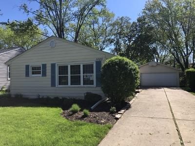 Deerfield Single Family Home New: 1025 Sheridan Road