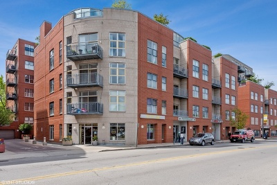 Evanston, Skokie Rental New: 1224 Chicago Avenue #205