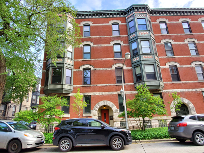Condo/Townhouse New: 1049 West Barry Avenue #1E