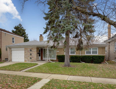 Skokie Single Family Home For Sale: 7811 Kenneth Avenue