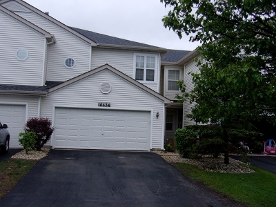 Lockport Condo/Townhouse New: 16434 Newcastle Way