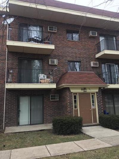 Du Page County Condo/Townhouse New: 941 North Rohlwing Road #201C