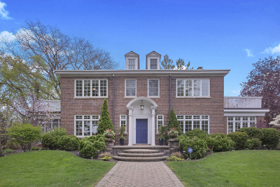 Cook County Single Family Home New: 605 North Oak Park Avenue