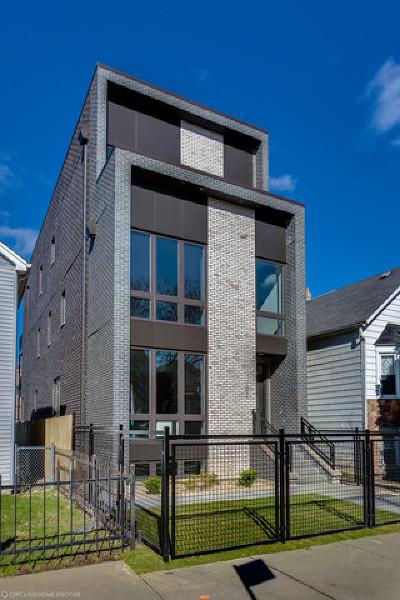 Chicago Condo/Townhouse New: 1702 North Washtenaw Avenue #2