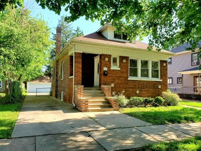 Cook County Single Family Home New: 2629 122nd Place