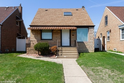 Cook County Single Family Home New: 11032 South Avenue A
