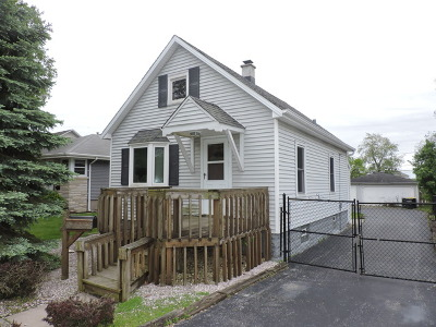 Cook County Single Family Home New: 3019 182nd Place