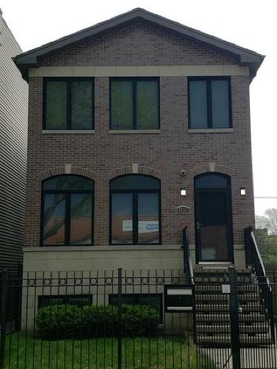 Chicago Single Family Home New: 4133 South Wabash Avenue