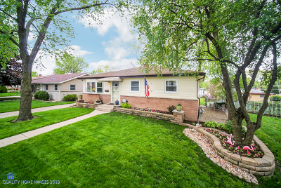 Du Page County Single Family Home New: 7 North Rose Avenue