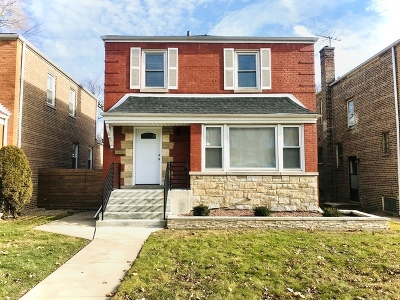 Chicago Single Family Home New: 8051 South Yates Boulevard