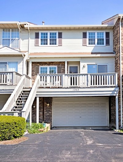 Cook County Condo/Townhouse New: 1303 South Parkside Drive #B3