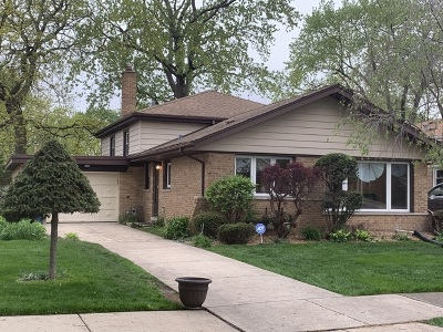 Cook County Single Family Home New: 10428 South Kildare Avenue