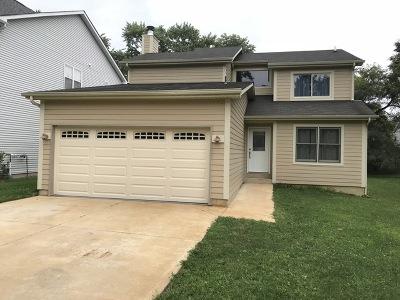 Warrenville Single Family Home New: 3s555 Wilbur Avenue
