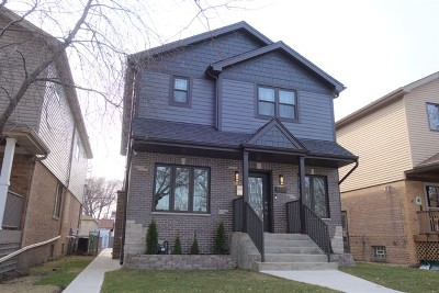 Chicago Single Family Home New: 11308 South Talman Avenue