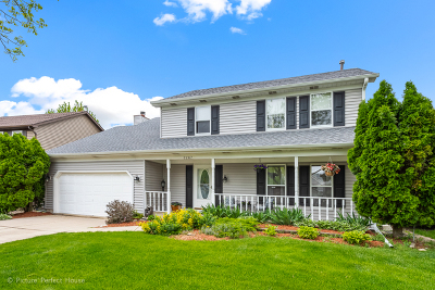 Naperville Single Family Home New: 2267 Gleneagles Drive