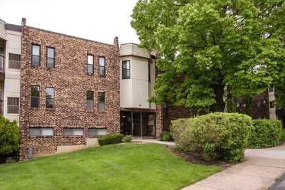Woodridge Condo/Townhouse Contingent: 2151 Country Club Drive #25