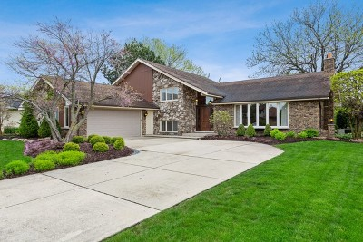 Willowbrook Single Family Home For Sale: 231 Rodgers Court