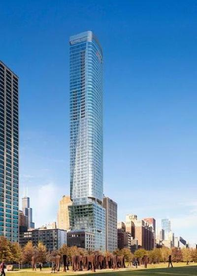 Chicago Condo/Townhouse New: 1000 South Michigan Avenue #2502