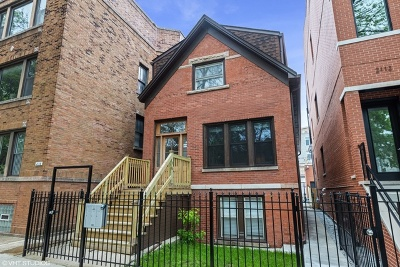 Multi Family Home For Sale: 2114 West Haddon Avenue
