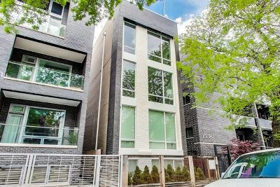Chicago Condo/Townhouse New: 1512 West Huron Street #2