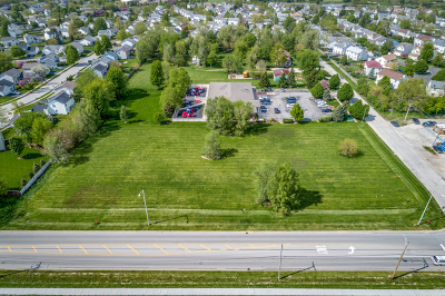 Romeoville Residential Lots & Land For Sale: 1928 West Taylor Road