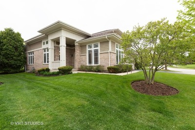 Vernon Hills Single Family Home For Sale: 2013 Inverness Drive