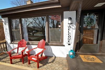 Oak Lawn Single Family Home New: 10520 South Keeler Avenue