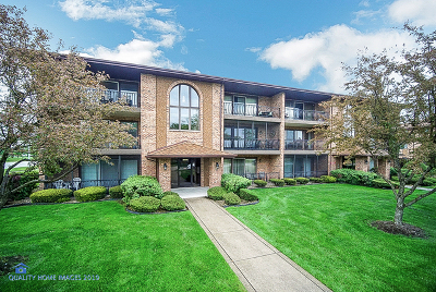 Palos Heights, Palos Hills Condo/Townhouse New: 11101 Heritage Drive #3D