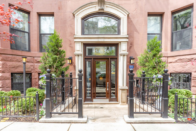 Condo/Townhouse New: 454 West Deming Place #1E