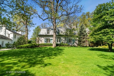 River Forest Single Family Home For Sale: 1430 Forest Avenue