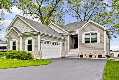 Fox Lake Single Family Home For Sale: 274 Lippincott Lane