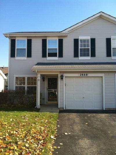 Naperville Rental New: 2888 Cedar Glade Drive