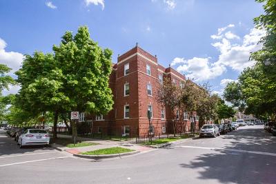 Condo/Townhouse For Sale: 2717 North Sawyer Avenue #G