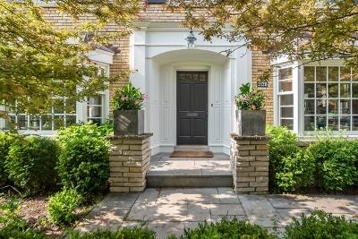 Wilmette Single Family Home For Sale: 2128 Kenilworth Avenue