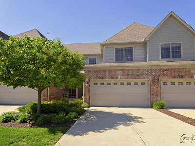 Glen Ellyn Condo/Townhouse New: 724 Kingsbrook Glen