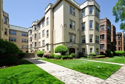 Evanston, Skokie Condo/Townhouse New: 540 Michigan Avenue #H3
