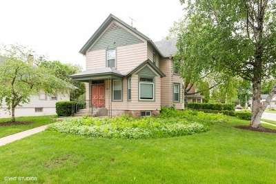 Elgin Single Family Home For Sale: 855 West Chicago Street
