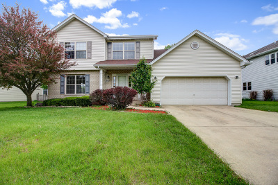 Naperville Single Family Home New: 959 Campbell Drive