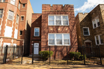Chicago Multi Family Home New: 7933 South Maryland Avenue