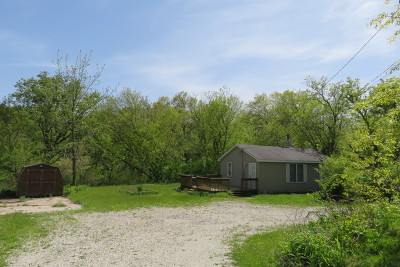 Spring Grove Single Family Home Contingent: 201 West Grass Lake Drive