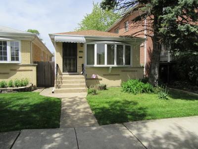 Chicago Single Family Home New: 5256 West Carmen Avenue