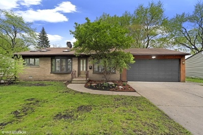 Palatine Single Family Home New: 1513 East Reynolds Drive