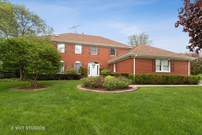 Hawthorn Woods Single Family Home For Sale: 2 Whitman Terrace