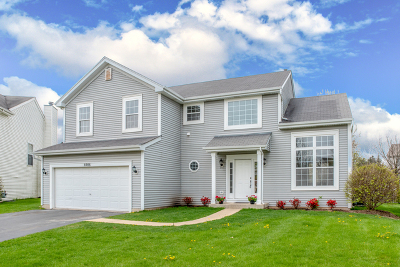 Carpentersville Single Family Home For Sale: 6906 Zachary Drive