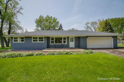 Glen Ellyn Single Family Home New: 2n418 Amy Avenue
