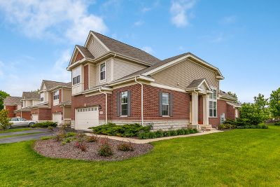 Naperville Condo/Townhouse New: 2720 Blakely Lane