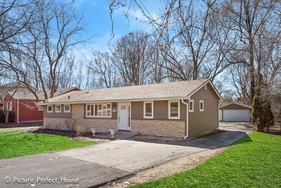 Warrenville Single Family Home New: 3s314 Williams Road
