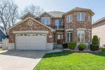 Oak Lawn Single Family Home For Sale: 9746 Merrimac Avenue