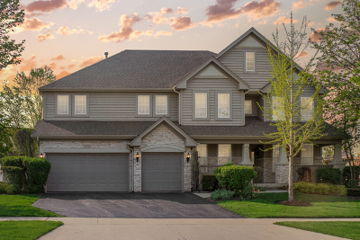 Vernon Hills Single Family Home For Sale: 1654 Stanwich Road